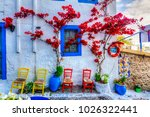 kos island  greece   june 04 ... | Shutterstock . vector #1026322441
