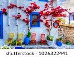 kos island  greece   june 04 ... | Shutterstock . vector #1026322441