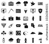 wilderness icons set. simple... | Shutterstock .eps vector #1026384031