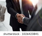 cropped image of business... | Shutterstock . vector #1026423841