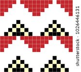 abstract pattern for swatch ... | Shutterstock .eps vector #1026446131