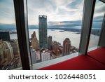 window view from luxury...   Shutterstock . vector #1026448051