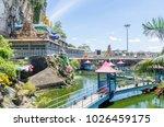 kuala lumpur  malaysia   feb 13 ... | Shutterstock . vector #1026459175