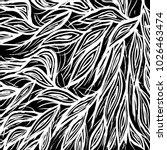 brush stroke pattern.... | Shutterstock .eps vector #1026463474