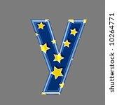 star letter | Shutterstock . vector #10264771