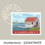 Maryland Postage Stamp Design....