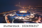 beautiful aerial view from the... | Shutterstock . vector #1026506317