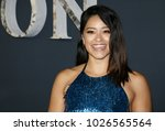 gina rodriguez at the los... | Shutterstock . vector #1026565564