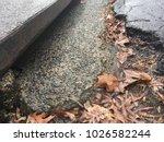 Street Gutter  Storm Water...