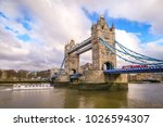 london  uk   feb. 04  2018 ... | Shutterstock . vector #1026594307