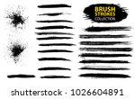 vector large set different... | Shutterstock .eps vector #1026604891
