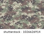 forest camouflage seamless... | Shutterstock .eps vector #1026626914
