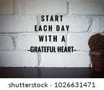 motivational and inspirational... | Shutterstock . vector #1026631471