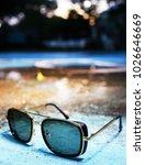 sunglasses eyewear photography | Shutterstock . vector #1026646669