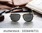 sunglasses eyewear photography | Shutterstock . vector #1026646711