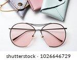 sunglasses eyewear photography | Shutterstock . vector #1026646729