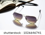 sunglasses eyewear photography | Shutterstock . vector #1026646741