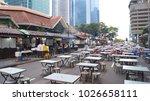singapore   apr 3rd  2015  lau...   Shutterstock . vector #1026658111