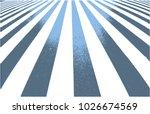 road crossing  zebra background ... | Shutterstock .eps vector #1026674569