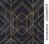 seamless geometric pattern on... | Shutterstock . vector #1026683929