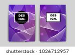 light purple vector background...