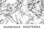 halftone grainy texture with... | Shutterstock .eps vector #1026744061