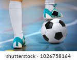 Indoor Soccer Sports Hall....