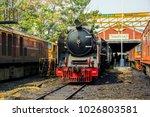 thon buri bangkok noi railway... | Shutterstock . vector #1026803581
