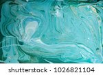 marble abstract acrylic... | Shutterstock . vector #1026821104