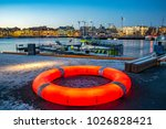Big Glowing Flotation Device ...