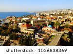 Aerial View Of Famous And...