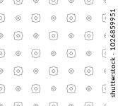 geometric ornamental vector... | Shutterstock .eps vector #1026859951