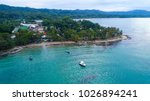 aerial image from puerto viejo... | Shutterstock . vector #1026894241