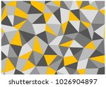 Chaotic Grid Of Triangles And...