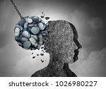 opioid epidemic health danger... | Shutterstock . vector #1026980227