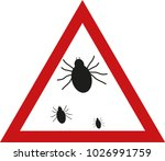 vector illustration  warning... | Shutterstock .eps vector #1026991759