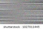 glitch background. computer... | Shutterstock . vector #1027011445