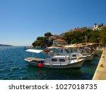 Small Fishing Boats Anchored I...