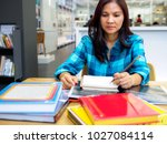 young student  freelancer ... | Shutterstock . vector #1027084114