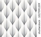 linear vector pattern ... | Shutterstock .eps vector #1027091209