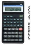 scientific calculator studio... | Shutterstock . vector #10270921