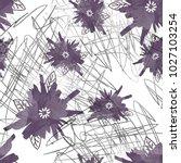 seamless pattern simple design. ...   Shutterstock . vector #1027103254
