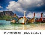 tup island  krabi  thailand | Shutterstock . vector #1027121671