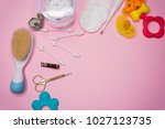 baby care things   Shutterstock . vector #1027123735