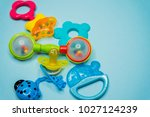 baby care things   Shutterstock . vector #1027124239