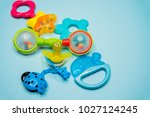 baby care things   Shutterstock . vector #1027124245