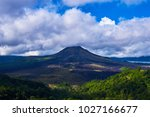 beautiful banner with mountain... | Shutterstock . vector #1027166677