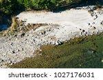 the balance between sediment in ... | Shutterstock . vector #1027176031