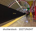 istanbul  turkey   february  a... | Shutterstock . vector #1027196347