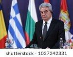 belgrade  serbia   9 december... | Shutterstock . vector #1027242331